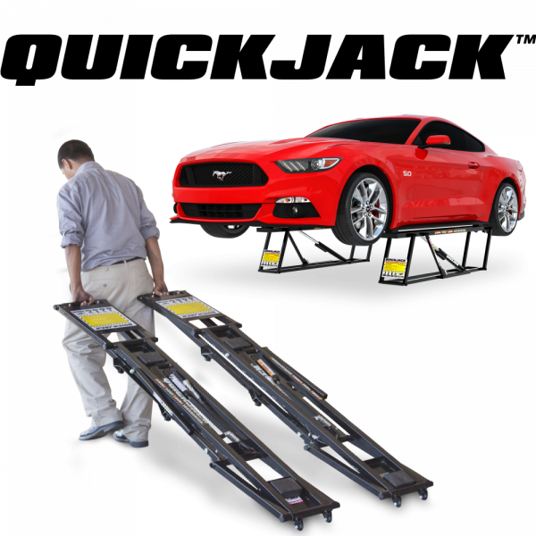 QuickJack Portable Car Lifts