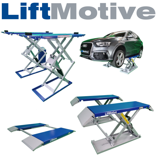 LiftMotive Scissor Lifts