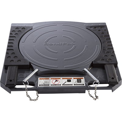 Deluxe Turnplate Set