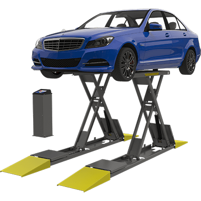 BendPak Full-Rise Scissor Lifts