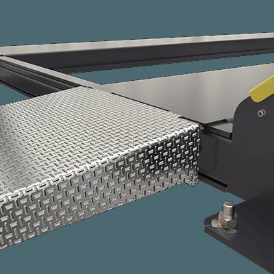 Aluminum Ramps (Pair)